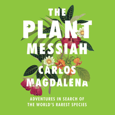 The Plant Messiah cover