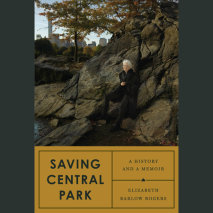 Saving Central Park Cover