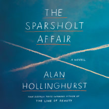 The Sparsholt Affair Cover