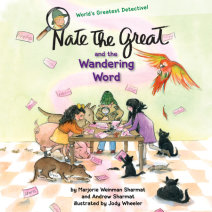 Nate the Great and the Wandering Word Cover
