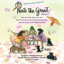 Nate the Great Collected Stories: Volume 5 Cover
