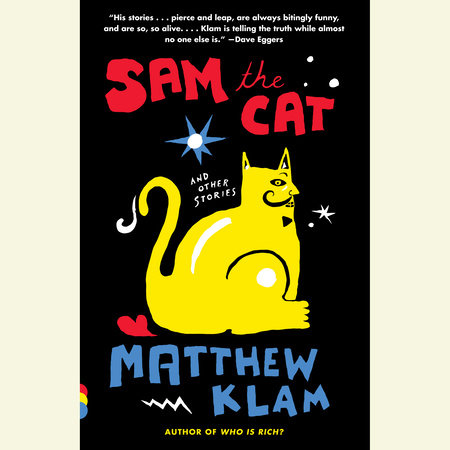 Sam the Cat by Matthew Klam