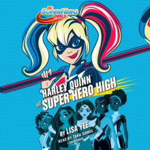 Harley Quinn at Super Hero High (DC Super Hero Girls) Cover