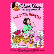 The Pizza Monster Cover