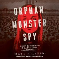 Orphan Monster Spy Cover