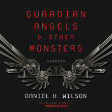 Guardian Angels and Other Monsters Cover