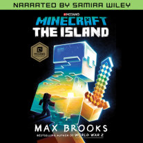 Minecraft: The Island (Narrated by Samira Wiley) Cover