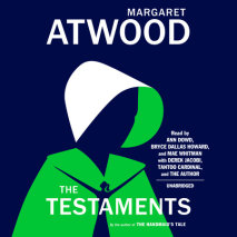 The Testaments Cover