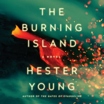 The Burning Island Cover