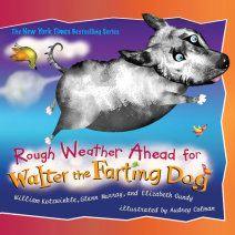 Rough Weather Ahead for Walter the Farting Dog Cover