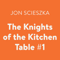 The Knights of the Kitchen Table #1 Cover