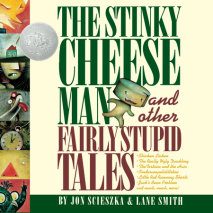 The Stinky Cheese Man Cover