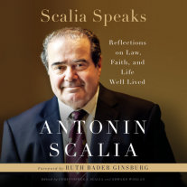 Scalia Speaks Cover