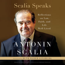 Scalia Speaks Cover