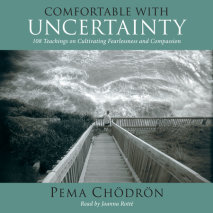 Comfortable with Uncertainty Cover