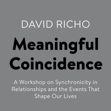 Meaningful Coincidence by David Richo