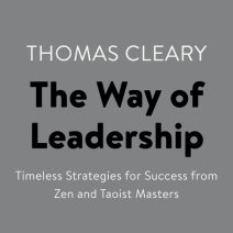 The Way of Leadership Cover