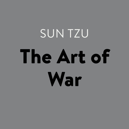The Art of War by Sun Tzu and Thomas Cleary