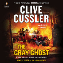 The Gray Ghost Cover