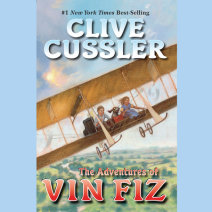 The Adventures of Vin Fiz Cover