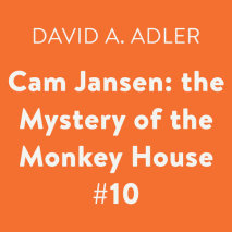 Cam Jansen: the Mystery of the Monkey House #10 Cover