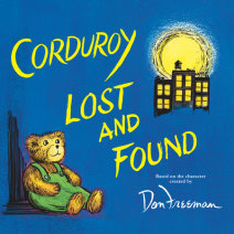 Corduroy Lost and Found Cover