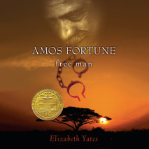 Amos Fortune, Free Man Cover