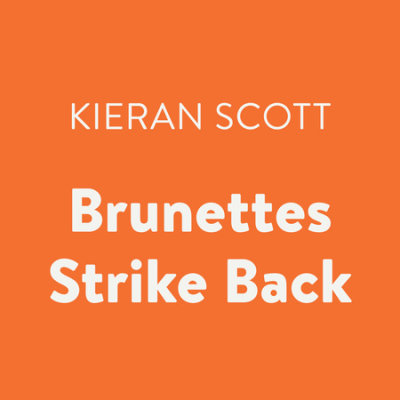Brunettes Strike Back cover