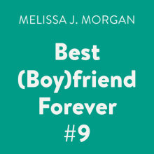 Best (Boy)friend Forever #9 Cover