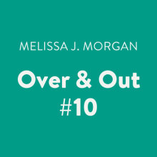 Over & Out #10 Cover