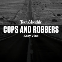 Cops and Robbers Cover