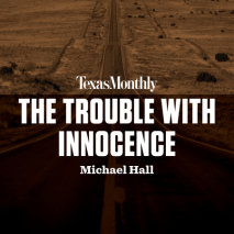 The Trouble with Innocence Cover