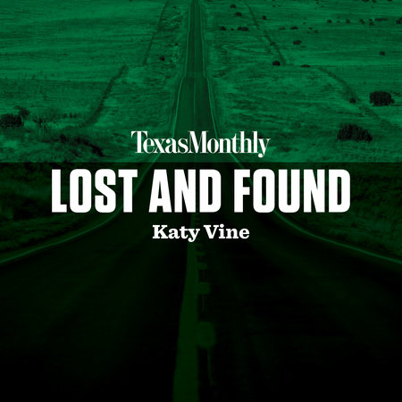 Lost and Found by Katy Vine
