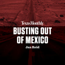 Busting Out of Mexico Cover