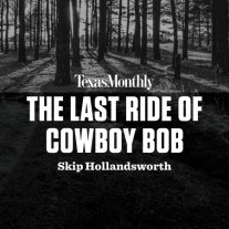 The Last Ride of Cowboy Bob Cover