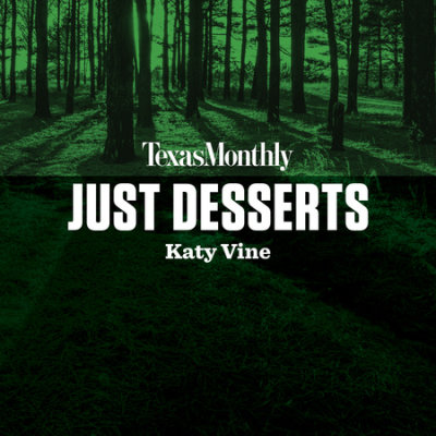 Just Desserts cover