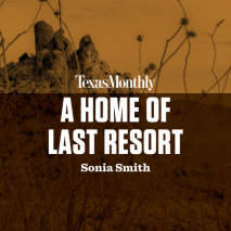 A Home of Last Resort Cover