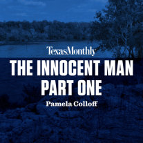 The Innocent Man, Part One Cover