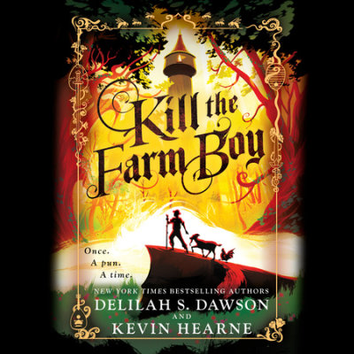 Kill the Farm Boy cover