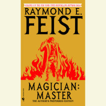 Magician: Master Cover