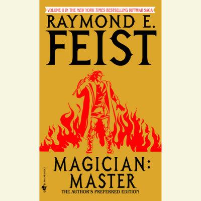 Magician: Master cover
