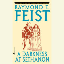 A Darkness at Sethanon Cover