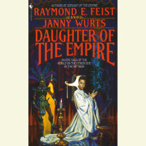 Daughter of the Empire Cover