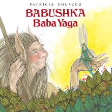 Babushka Baba Yaga Cover