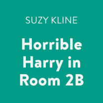 Horrible Harry in Room 2B Cover