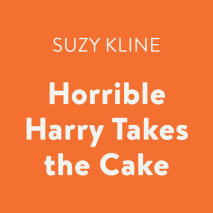 Horrible Harry Takes the Cake Cover