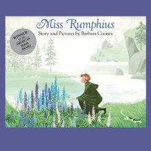 Miss Rumphius Cover