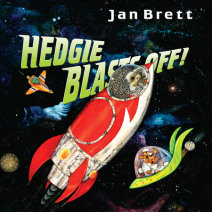 Hedgie Blasts Off! Cover