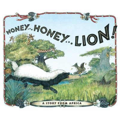 Honey... Honey... Lion! cover