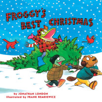 Froggy's Best Christmas Cover